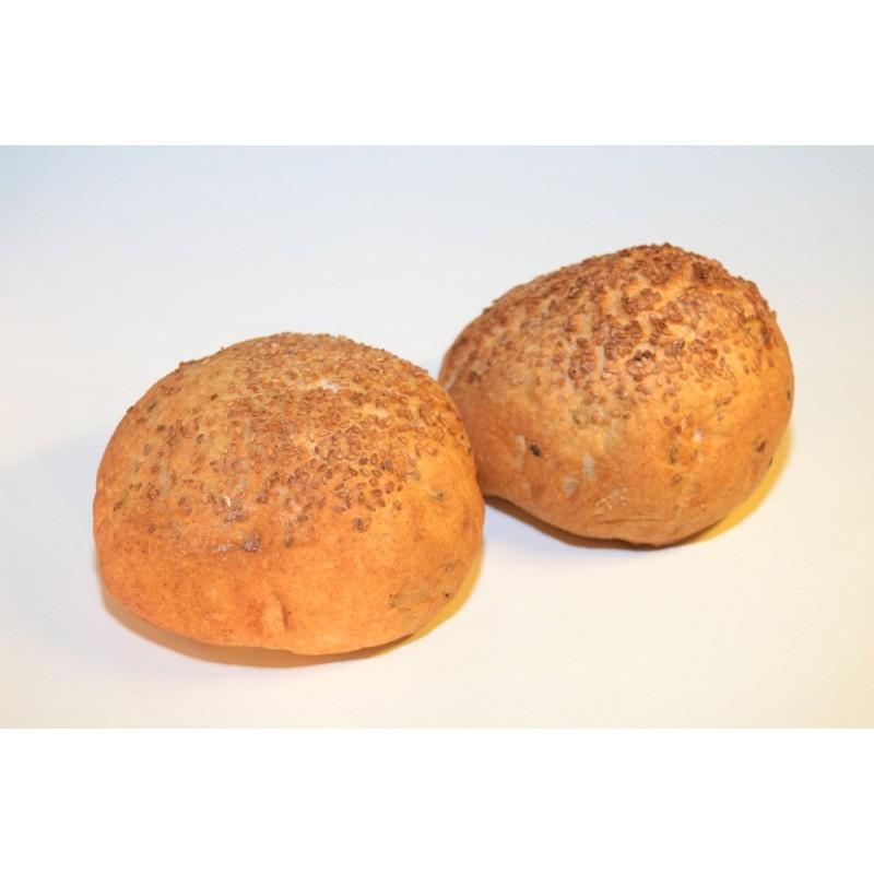 Burger sezam soft, 105 g | min. trv. 24 hodin
