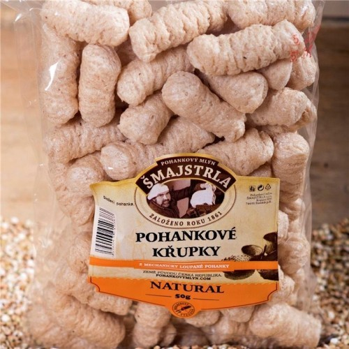 Pohankové křupky natural 50 g