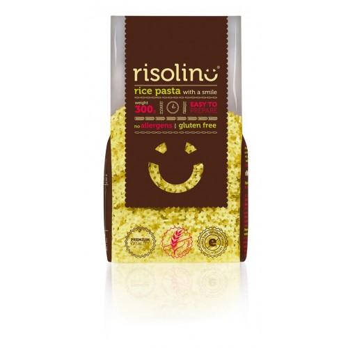 Rýžové těstoviny RISOLINO HVĚZDIČKY