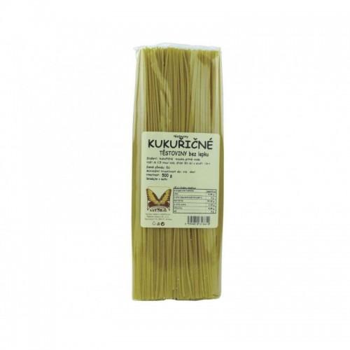 Kukuřičné špagety