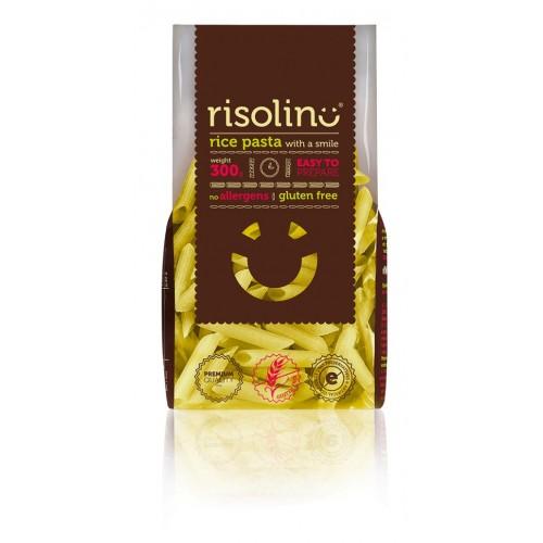Rýžové těstoviny RISOLINO PENNE