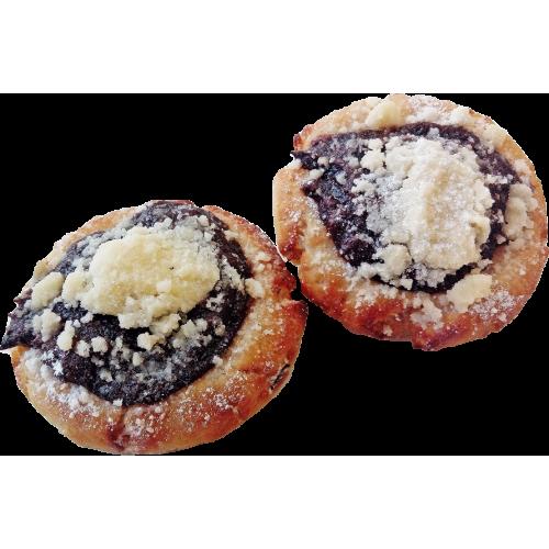 Koláček tlačený švestkový, 70 g