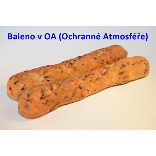 Bageta cibulová balená, 2 x 115 g | Min.trv. 10 dnů