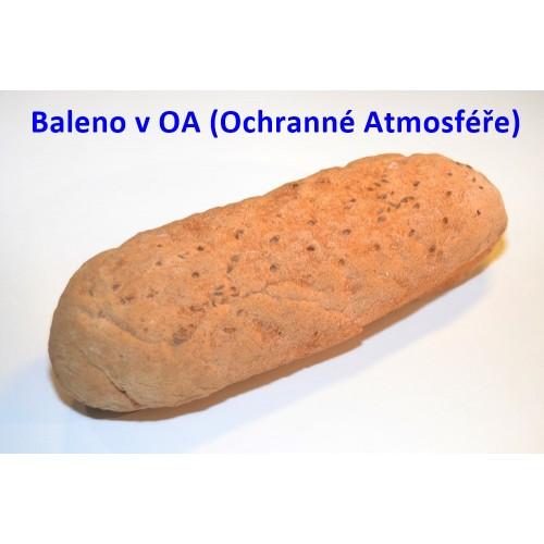 Chlebík ošatkový balený, 330 g | min. trv. 10 dnů
