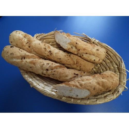 Bageta cibulová, 115 g | min. trv. 24 hodin