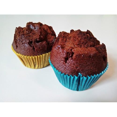 Muffin brownie s meruňkami, 85 g | min. trv. 4 dny