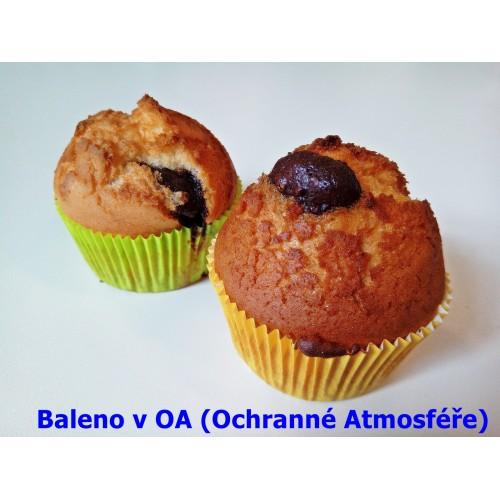 Muffin piškot s nugátem a brusinkami, balený, 2 x 85 g | min. trv. 21 dnů