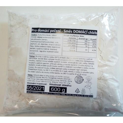 Směs na domácí chléb (balení 600 g)