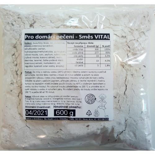 * Směs na chléb Vital (bal.600 g)