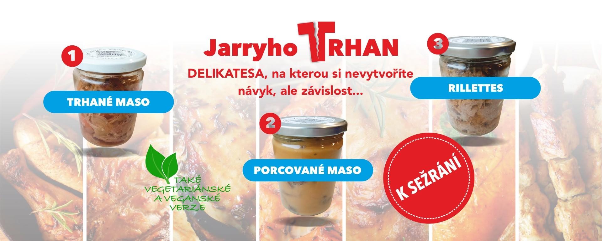 Jarryho Trhani